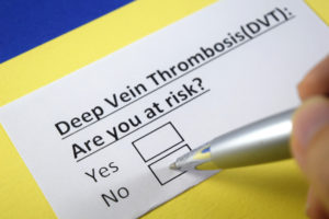 deep vein thrombosis miami